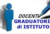 Avviso Ripubblicazione graduatorie istituto 2 e 3 fascia personale docente-biennio 2020/2021 -2021/2022